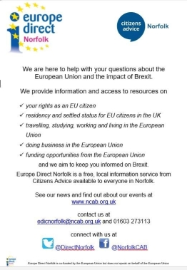 EU Settlement Advice and Guidance