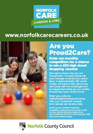 Proud2care competition may 2019